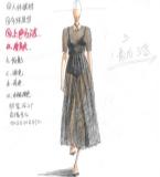 服装设计服装设计图