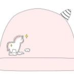 婴儿套头帽天马