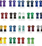 洲卡城市系列足球服