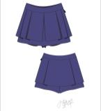 2018春夏时尚短裤