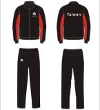 运动服套装款式图