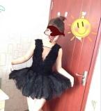 黑天鹅小礼服