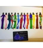 十三钗旗袍设计