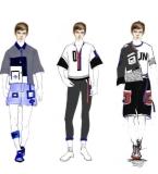 男装产品设计