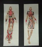 课程设计佩斯利图案系列