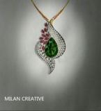 米兰国际时尚设计学院珠宝设计学员系列