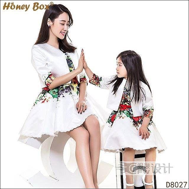 Honey Box 童�b�r�b�Y服系列作品-Honey Box 童�b�r�b�Y服系列款式图