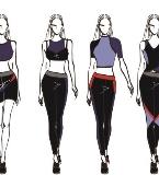 内衣设计作业