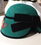 米兰国际时尚设计学院帽饰系列