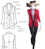 服装效果图1