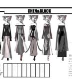 CHEN BLACK