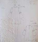 A型连衣裙