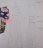 分式套装 连衣裙