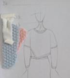 廓形卫衣+铅笔裙 套装