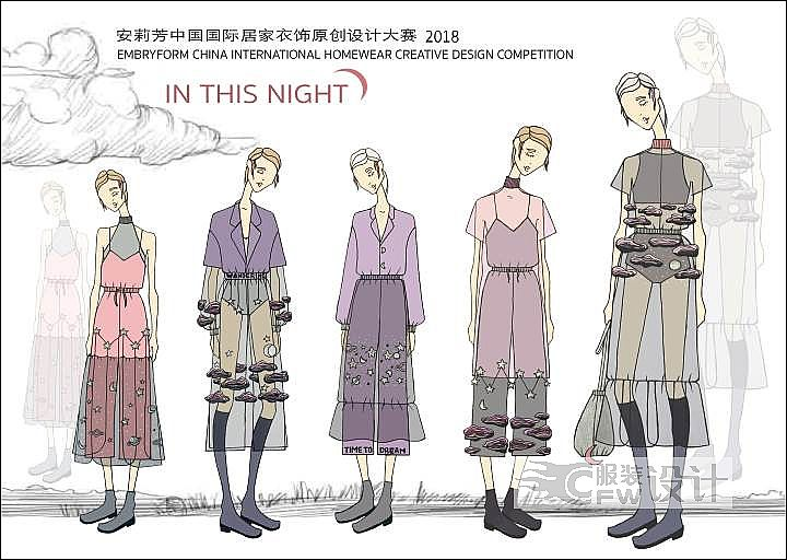 IN THIS NIGHT作品-IN THIS NIGHT款式图