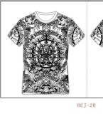 高端、时尚数码印花T恤