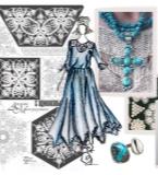服装企划-效果图