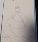 第一款婚纱