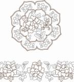 花型图案设计