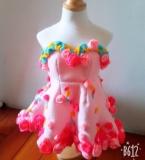 黃藍粉紅繽紛小套裝