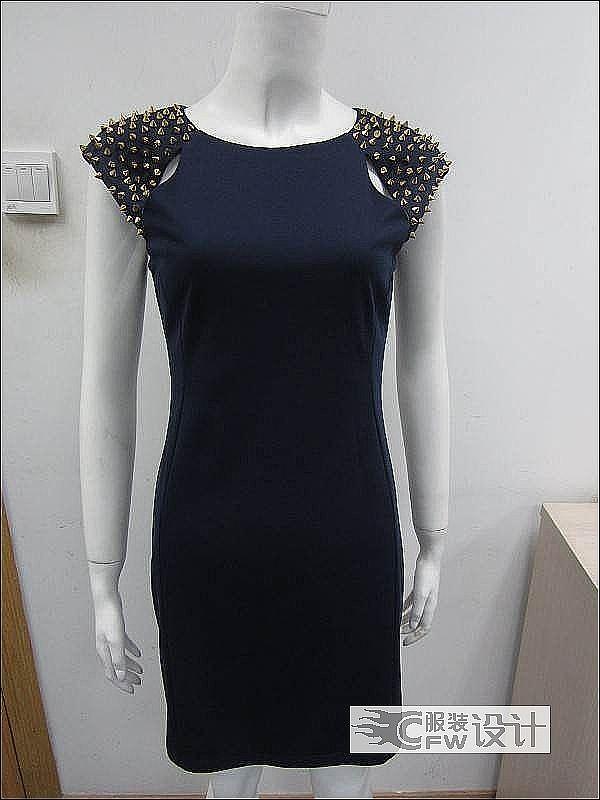 2016年意大利性感礼服作品-2016年意大利性感礼服款式图