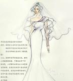 女装成衣设计稿