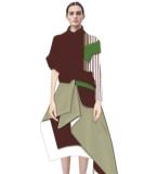 女装效果图10