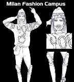男士服装设计