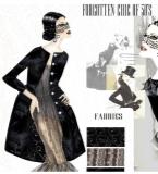 女装设计-50年代风