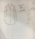 衬衫、连衣裙、大衣、裤子