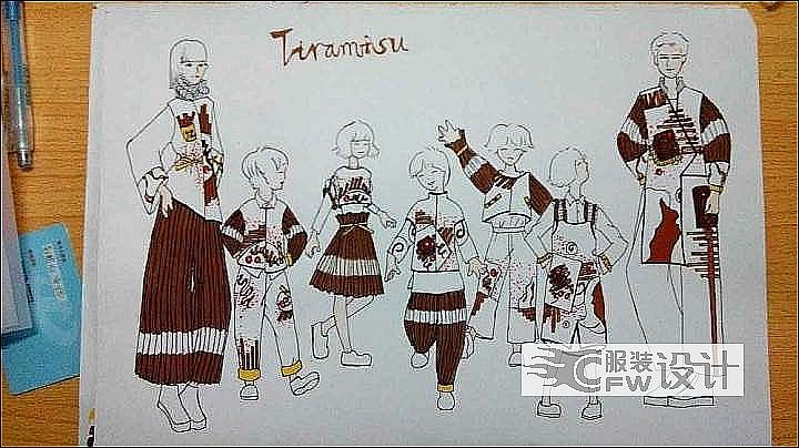 Tiramisu作品-Tiramisu款式图