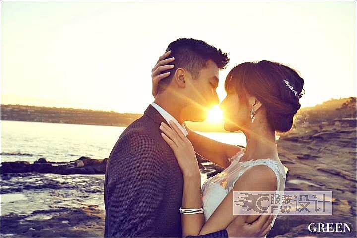 圣地亚哥旅拍婚纱照!作品-圣地亚哥旅拍婚纱照!款式图