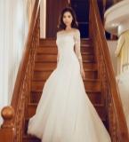 你心中完美的嫁衣是什么?