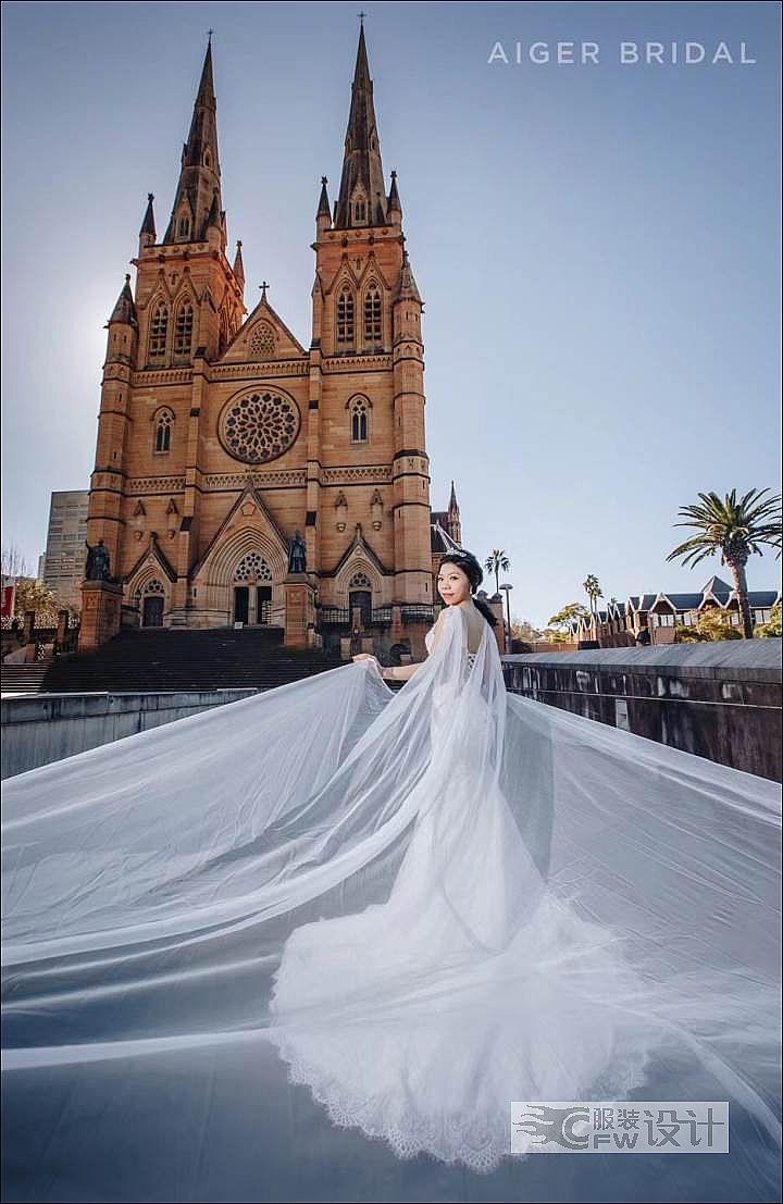 来自新郎的婚纱作品-来自新郎的婚纱款式图