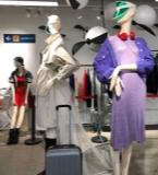 时尚候机楼卖场区域陈列设计