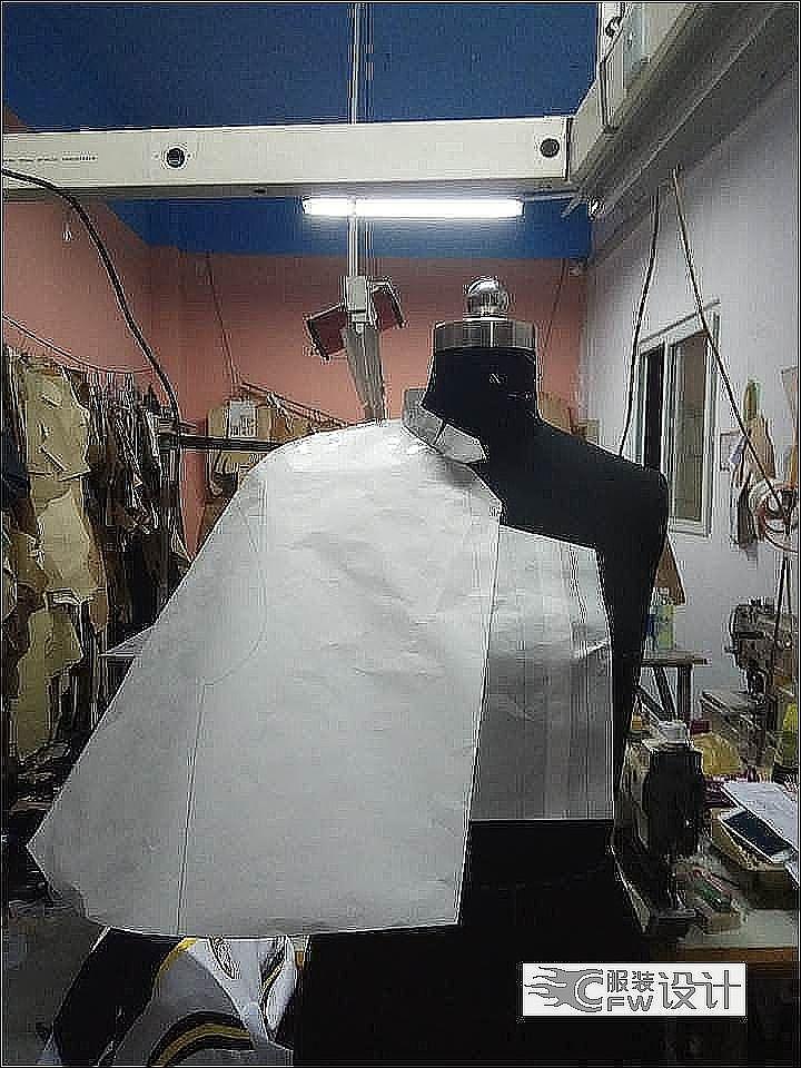 演出服装作品-演出服装款式图