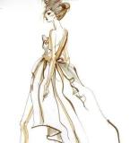 时装手绘图