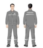 中国电建工作服款式