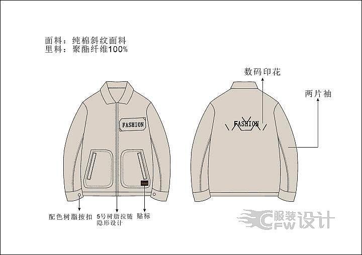 日系E时尚作品-日系E时尚款式图