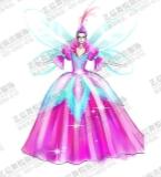 艺晨舞悦大型舞台演出服装设计与定制