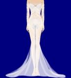 婚纱设计稿系