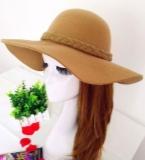 简约欧系时尚女帽