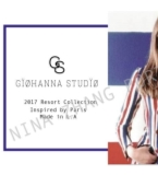 Giohanna Studio / 2017 Resort Collection