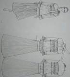 服装设计/制版/立裁