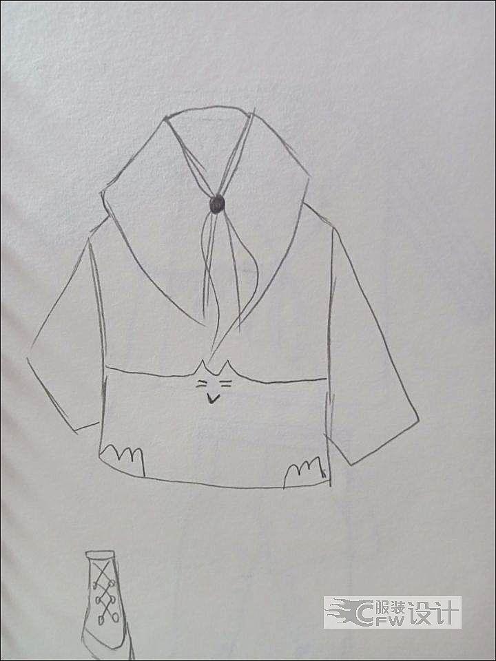 面包-女装设计-服装设计图片