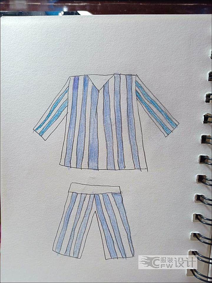 蓝调作品-蓝调款式图