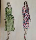连衣裙设计