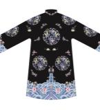 中式传统刺绣服装