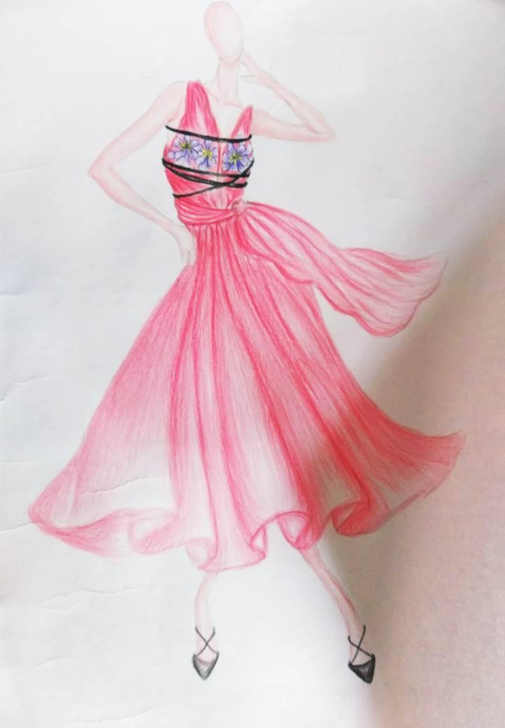 幻纱作品-幻纱款式图