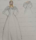 手稿-婚纱5